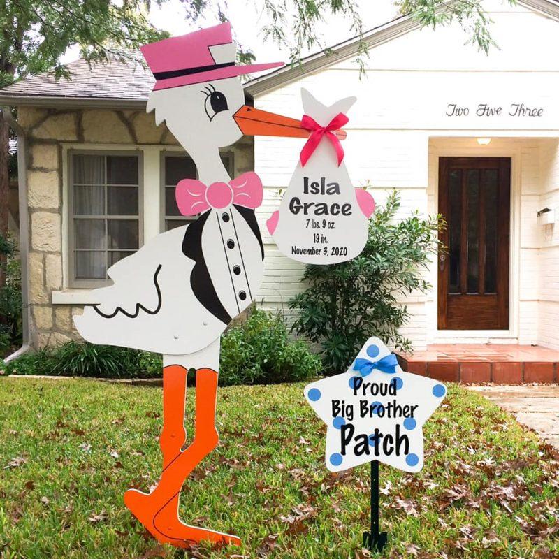 Girl Stork rentals